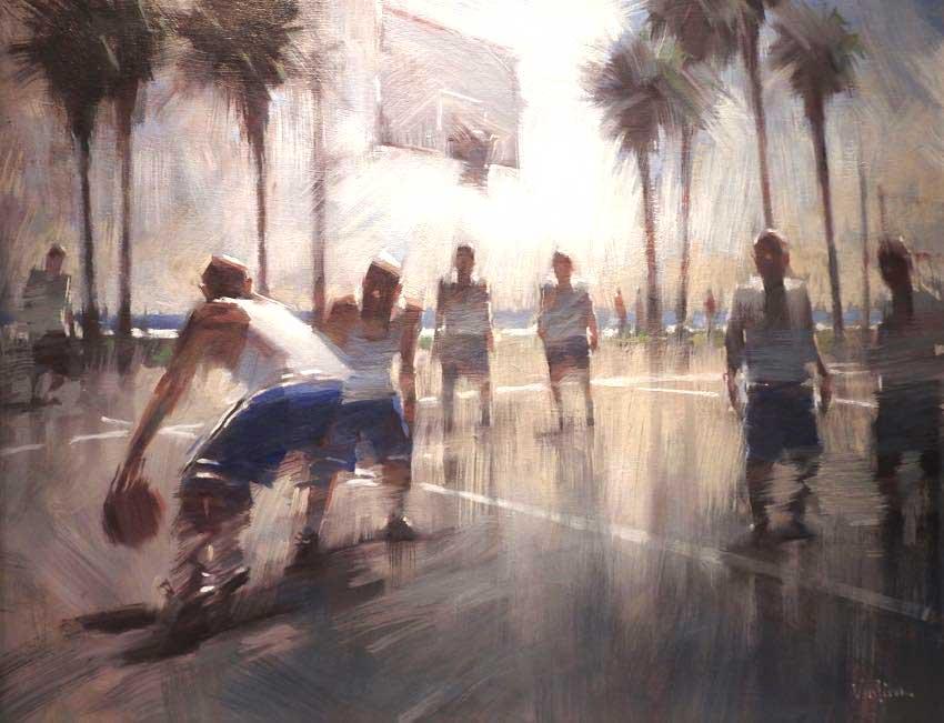Beachside Basketball