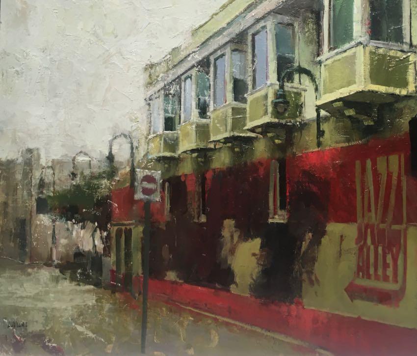 Jazz Alley by Dan LaVigne