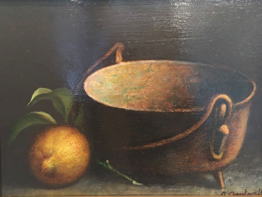 Old Bucket of Lemons