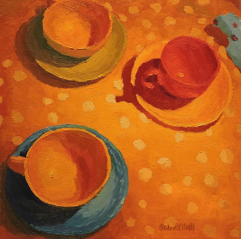 Tea with Dot