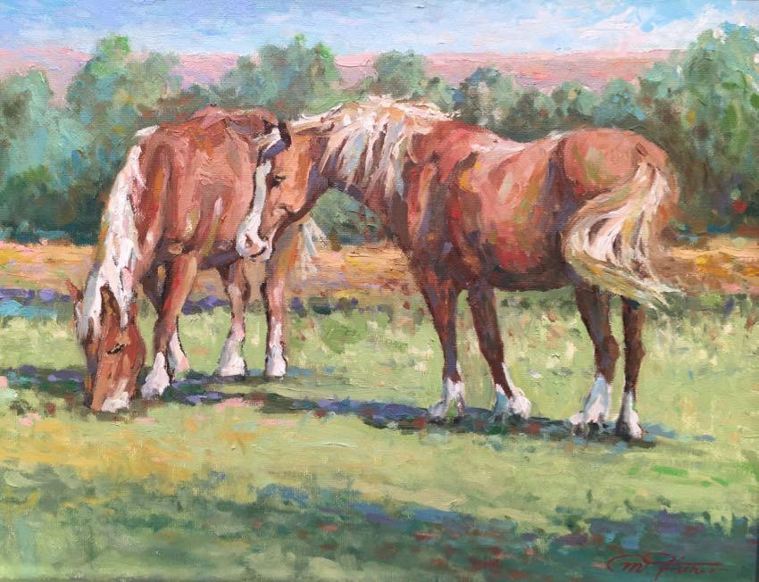 Whispering Horses