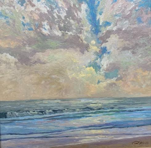 Shining Sea Matthais Fischer 20x20 $2700