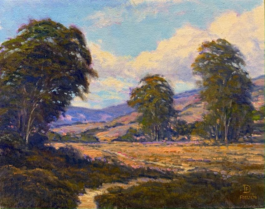 Eucalyptus Grove 8x10 Foslien