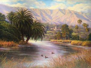 Santa Barbara Bird Estuary (SOLD)