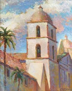 Santa Barbara Mission (SOLD)