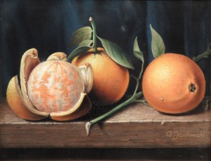 Three Oranges (SOLD)